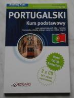 Portugalski Kurs podstawowy poziom A1 - A2  bez CD