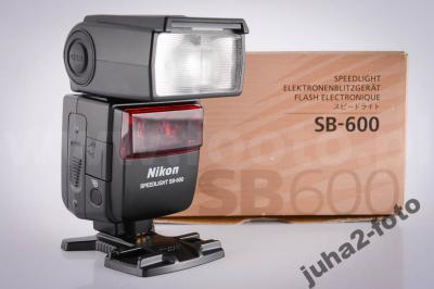 At Lampa Nikon Sb 600 Sb600 D3100 D3200 D3300 D5100