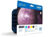 Brother Multipack  LC1220 CMYK do DCP-J525W/x25DW/