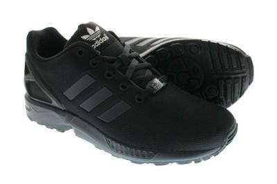 buty adidas damskie zx flux k s82695 czarne
