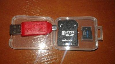 Karta Pamieci Do Telefonu Micro Sd 64gb Adpter 6153906758