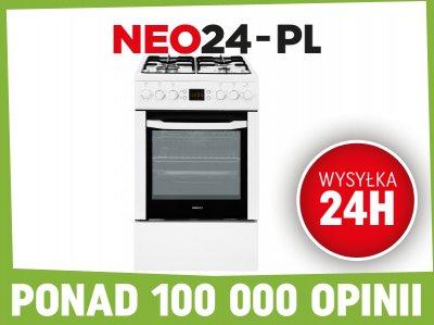 Kuchnia Gazowo Elektryczna Beko Cse 52320 Dw Hit