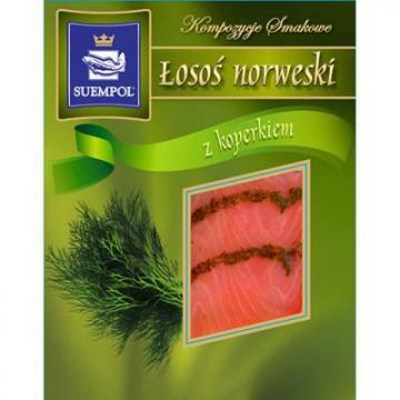 Suempol  Łosoś Norweski Marynowany Z Koperkiem 1