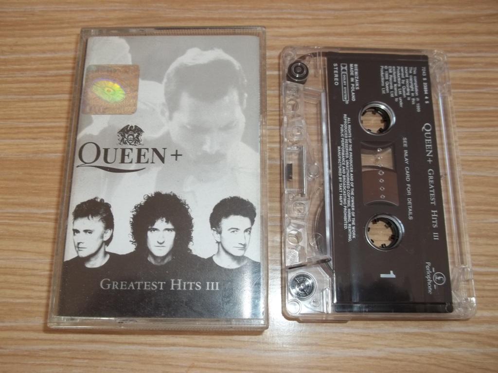 QUEEN - GREATEST HITS III / MERCURY