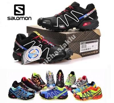 Buty Salomon Speedcross 3 Unisex Roz 36 46 6820250315 Oficjalne Archiwum Allegro