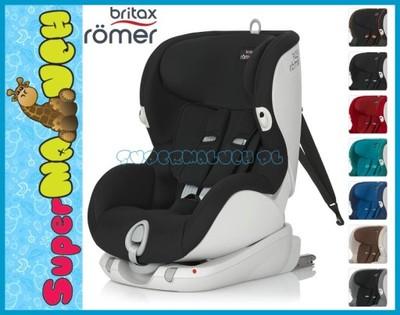 Fotelik samoch. Britax Romer TRIFIX 9 18 Isofix TT