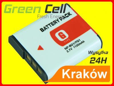 Batería 950mah para Sony Cyber-shot dsc-hx5v dsc-hx7v dsc-hx7vl dsc-hx9v