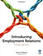 Steve Williams Introducing Employment Relations A