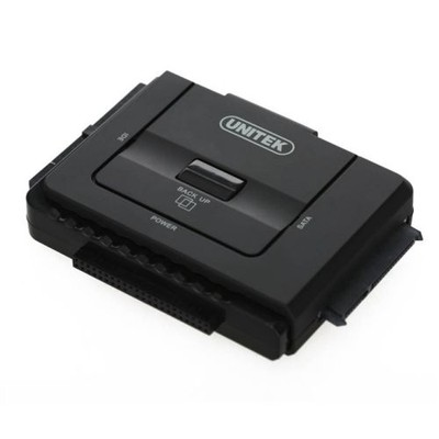 UNITEK Y-3322 MOSTEK USB 3.0 1X SATA III 1X IDE GW