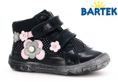 Buty Dla Dziewczynki Bartek Czarne 91786 1gg 20 6561449010 Oficjalne Archiwum Allegro