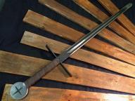 Miecz oburęczny - 128 cm
