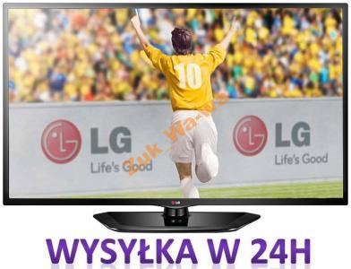 LG TV LED 50LN5400 47LN5400 100Hz 50 cali sklep FV