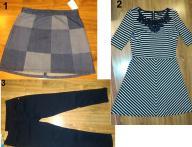 zestaw ubrań roz. 38-40-42