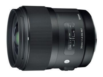 Obiektyw Sigma A 35 mm f/1.4 DG HSM / Pentax