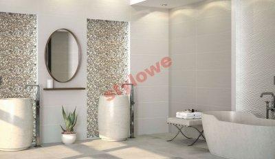 Biz Duże Płytki Glazura łazienka ściana Nowość 6415311890