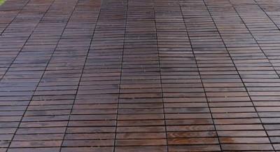 Podest Tarasowy Drewniany Na Plastiku Wyprzedaż 6836467459