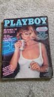 PLAYBOY 1977 r. USA - 284 Stron !!!!!!!