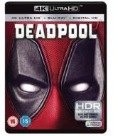 Deadpool [Blu-ray 4K Ultra HD] Nowość /HDR UHD/