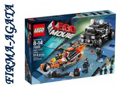 Lego Movie 70808 Wyscig Superpojazdow 3999415212 Oficjalne Archiwum Allegro