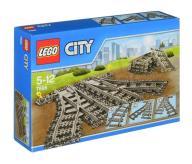 Lego CITY 7895 Zwrotnica kolejowa