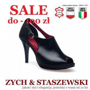 7b7d7d5446c17 Wyprzedaż damskie sandały czółenka Zych Staszewski - 5612004164 ...