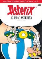 Asterix 12 prac Asteriksa