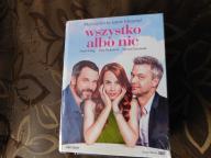 WSZYSTKO ALBO NIC- DVD - NOWA !!!