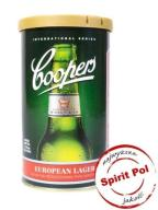 Piwo Coopers European Lager koncentrat brew kit