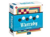 Gra planszowa 2w1 Warcaby + Młynek