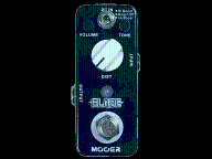 MOOER MMD-1 Blade Metal Distortion Pedal
