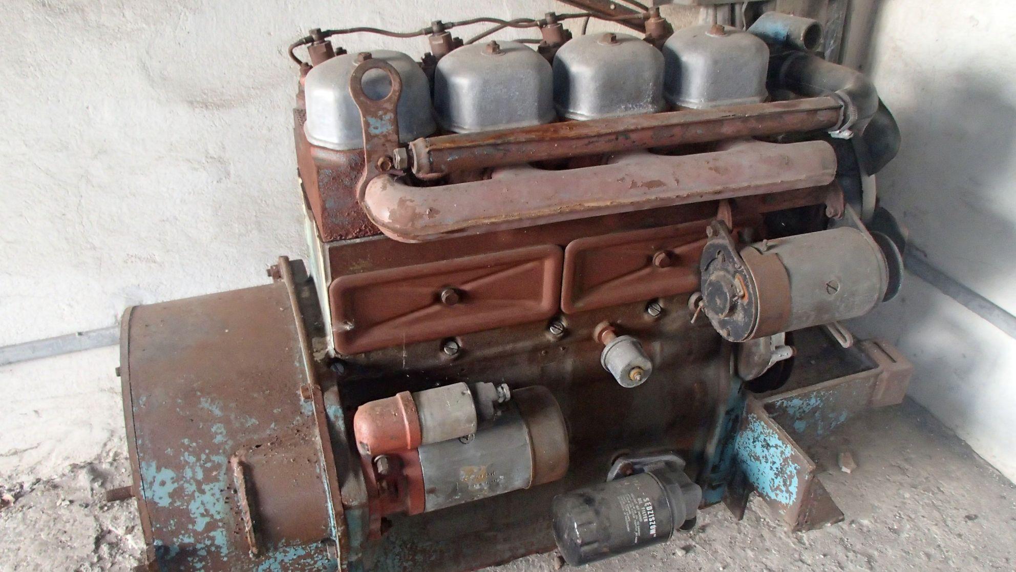 Silnik Ursus C 360 7023191778 Oficjalne Archiwum Allegro