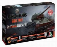 ITALERI T-34/85 (WORLD OF TANKS) 1:35