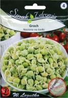 Groch nasiona warzyw na kiełki 50g LEGUTKO