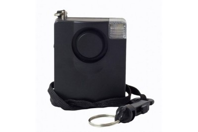 Osobisty alarm dźwiękowy UZI z latarką (UZI-PA-1)