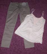 Zestaw Spodnie + Bluzka C&A roz. 36 S SALE