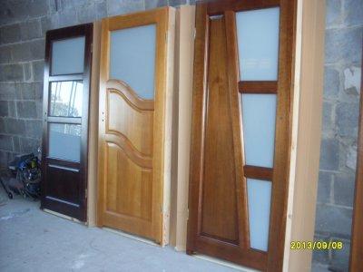 Drzwi Wewnetrzne Drewniane Futryna Regulowana 6160039802