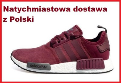 buty adidas nmd r1 damskie allegro
