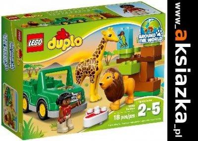 Lego Duplo 10802 Sawanna Nowe Sklepy Kraków 6540256621 Oficjalne