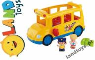 CBL55 FISHER PRICE LITTLE PEOPLE WESOŁY AUTOBUS