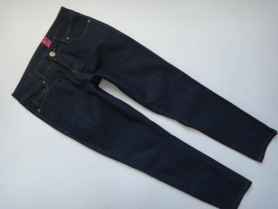 NEW LOOK_Spodnie jeansowe damskie_jak NOWE_ S 36
