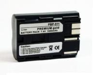 Akumulator CANON BP-511, BP-511A 1600 mAh W-wa