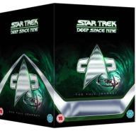 Star Trek: Deep Space Nine [49 DVD] DS9 Sezony 1-7
