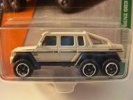 Matchbox ____ Mercedes-Benz G63 AMG 6x6 ____