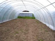 Folia tunelowa folia ogrodnicza 6x33m - UV4