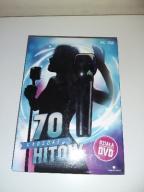KARAOKE 70 Hitów DVD z mikrofonem