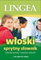 Sprytny słownik włosko-polski i polsko-włoski nie