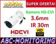 Kamera DH-HAC-HFW1100SP-0360B HD 3,6mm IR30m DAHUA
