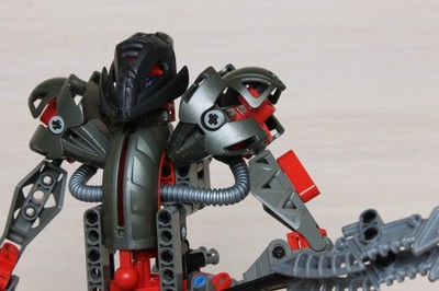 Lego Bionicle 8593 Makuta 6968274167 Oficjalne Archiwum Allegro