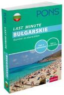 Last Minute BUŁGARSKIE - rozmówki - HIT
