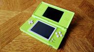 Nintendo DS Lite 7 gier pokrowiec Super stan